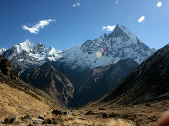 네팔 안나푸르나 9일