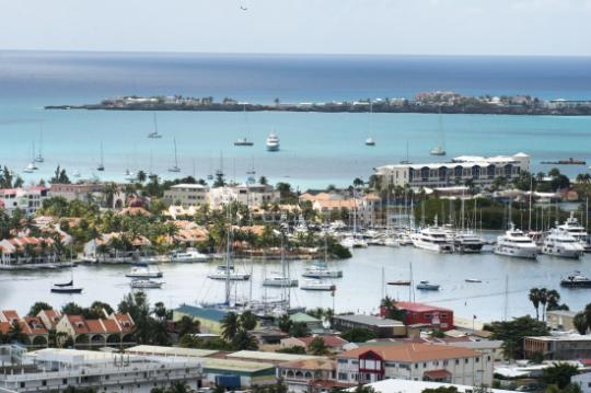 미국 동/서부 카리브해 크루즈