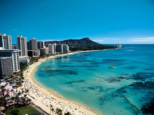 [인솔자 동반] 하와이 6일- 와이키키리조트