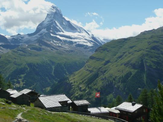 스위스 일주 9일