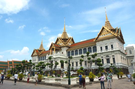 동남아 배낭여행의 1번지 방콕