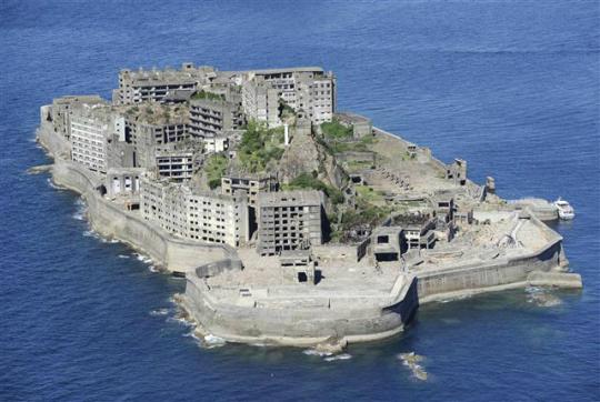 [일본]역사 힐링투어 (군함도)