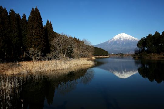 [일본] 후지산 정상등정 트레킹 3일