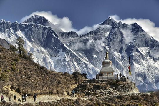네팔 에베레스트 16일