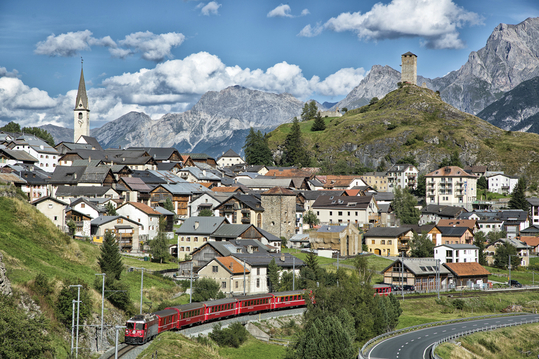 스위스/이탈리아 9일