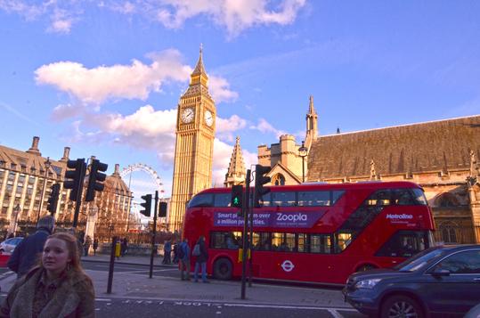 런던/파리 8일