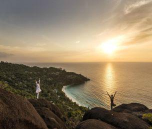 인도양 최후의 낙원, 세이셸 포시즌