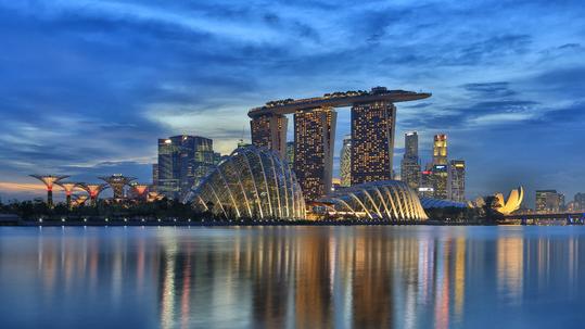 [3/30 출발] 싱가포르 자유여행 5일_마리나베이샌즈 1박