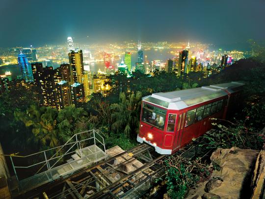 홍콩/마카오 4일 ◈하얏트 샤틴 2박 + 쉐라톤 코타이 1박◈