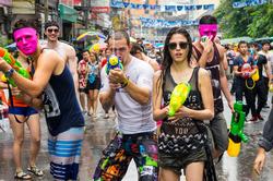 [태국] 송크란 물 축제