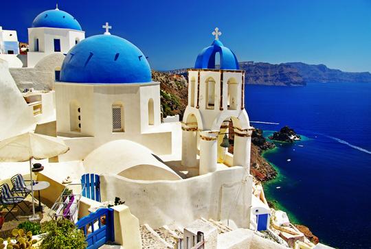 [다나 빌라] 그리스 (아테네/산토리니) 6일