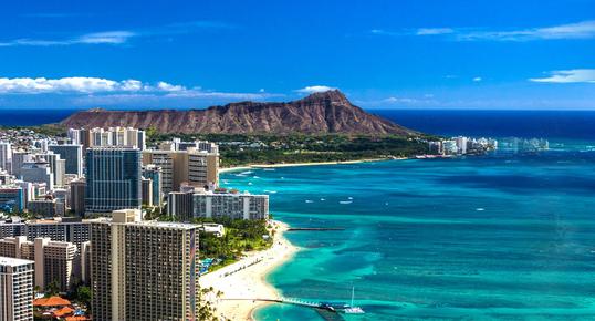 [관광+자유+빅아일랜드 일일관광] 하와이 6일,7일