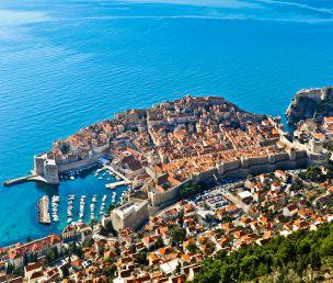 아드리아해의 진주, 크로아티아