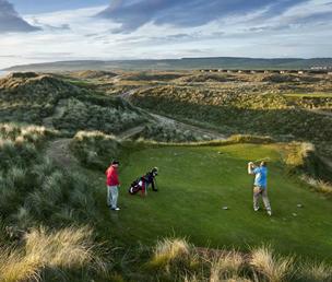 스코틀랜드 골프여행