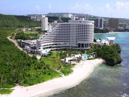 괌 니코 호텔 6일