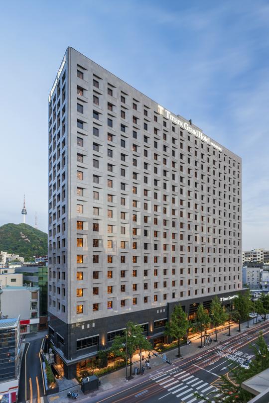 TMark Grand Myeongdong, Seoul