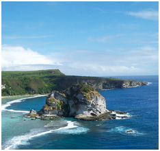 천혜의 자연 새섬