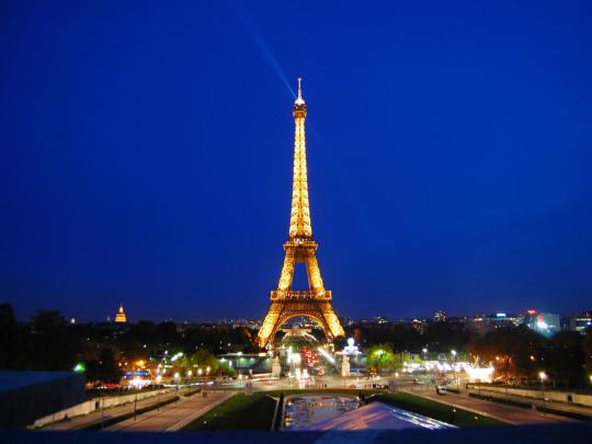 파리 6일