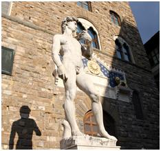 피렌체_다비드(David, 1504년 미켈란젤로 작품)