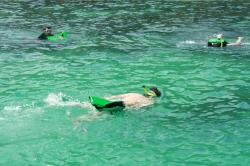 산호섬 스노쿨링(요트일정시)