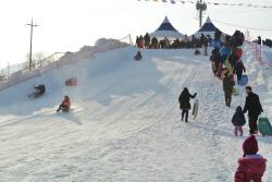 首爾冬季滑雪團體五日