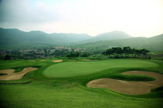 [중국] 청도 골프 3일