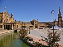세비야 스페인 광장