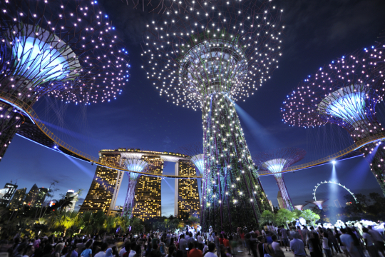 싱가포르/바탐 5일