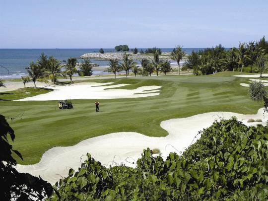 [골프] 골퍼들의 낙원, 브루나이