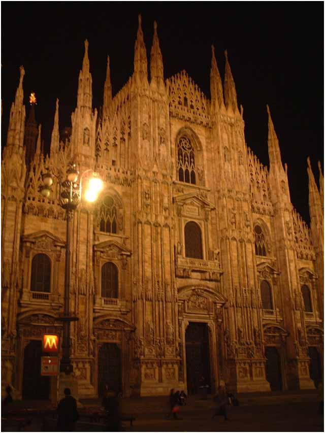 밀라노 두오모 성당