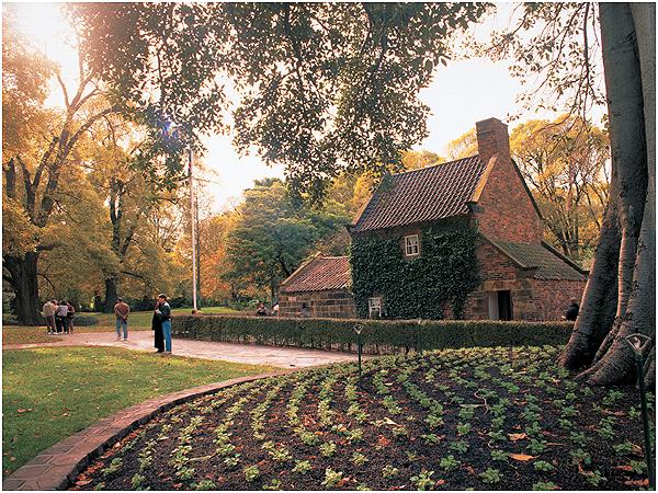 피츠로이 정원