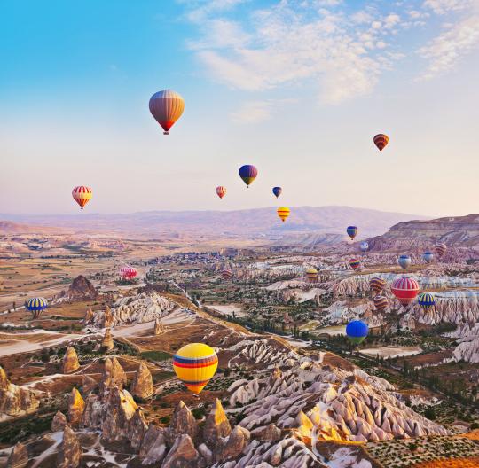 이스탄불/카파도키아 자유여행  8일