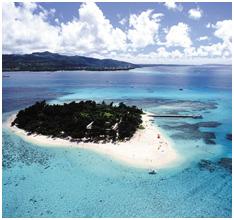 아름다운 마나가하섬 전경