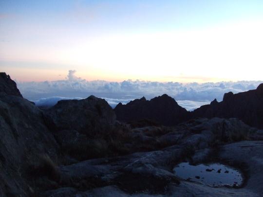 키나바루산