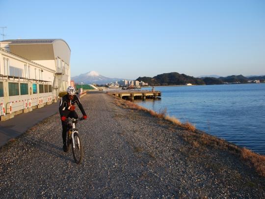 [자전거]다이센 일주 자전거 자유라이딩 4일- MTB,싸이클