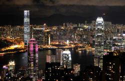 香港自由行五天