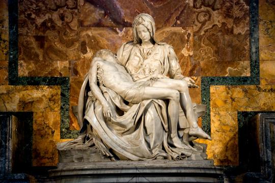 로마 바티칸 오전 반일 투어