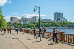 겟어바웃_블라디보스톡 해양공원, 아라파트 거리1