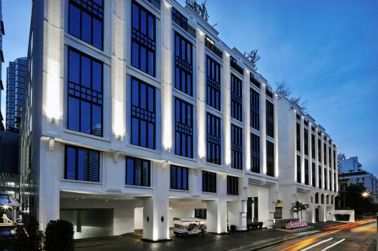 MOVENPICK HOTEL SUKHUMVIT 15 BANGKOK_외관