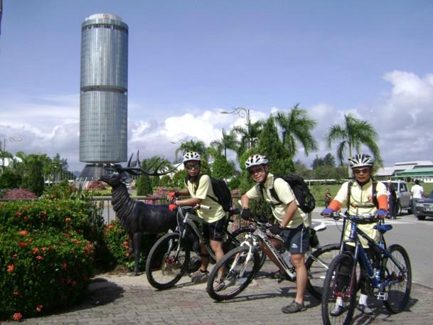 [자전거]코타 키나발루 라이딩 투어 5일- 시내&산악일주