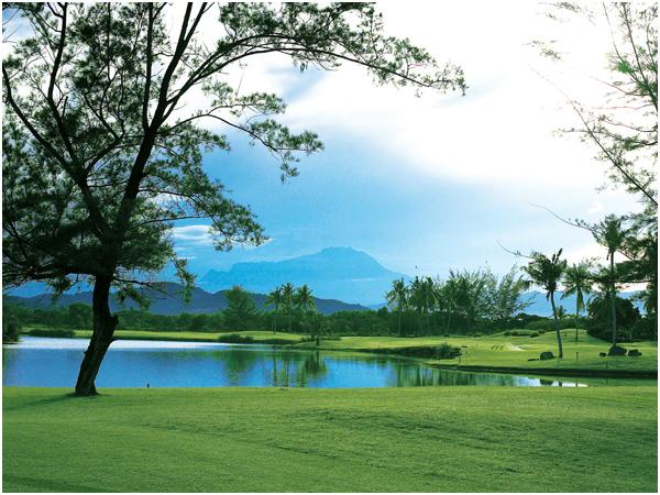 코타 키나바루 골프
