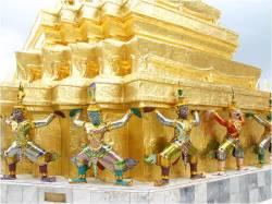 泰國曼谷自由行五天
