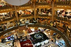 파리_갤러리 라파예트 백화점