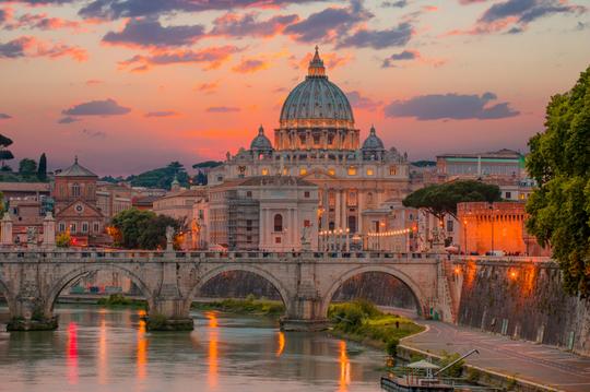 로마 시내 오후 반일투어