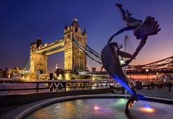 런던 이미지