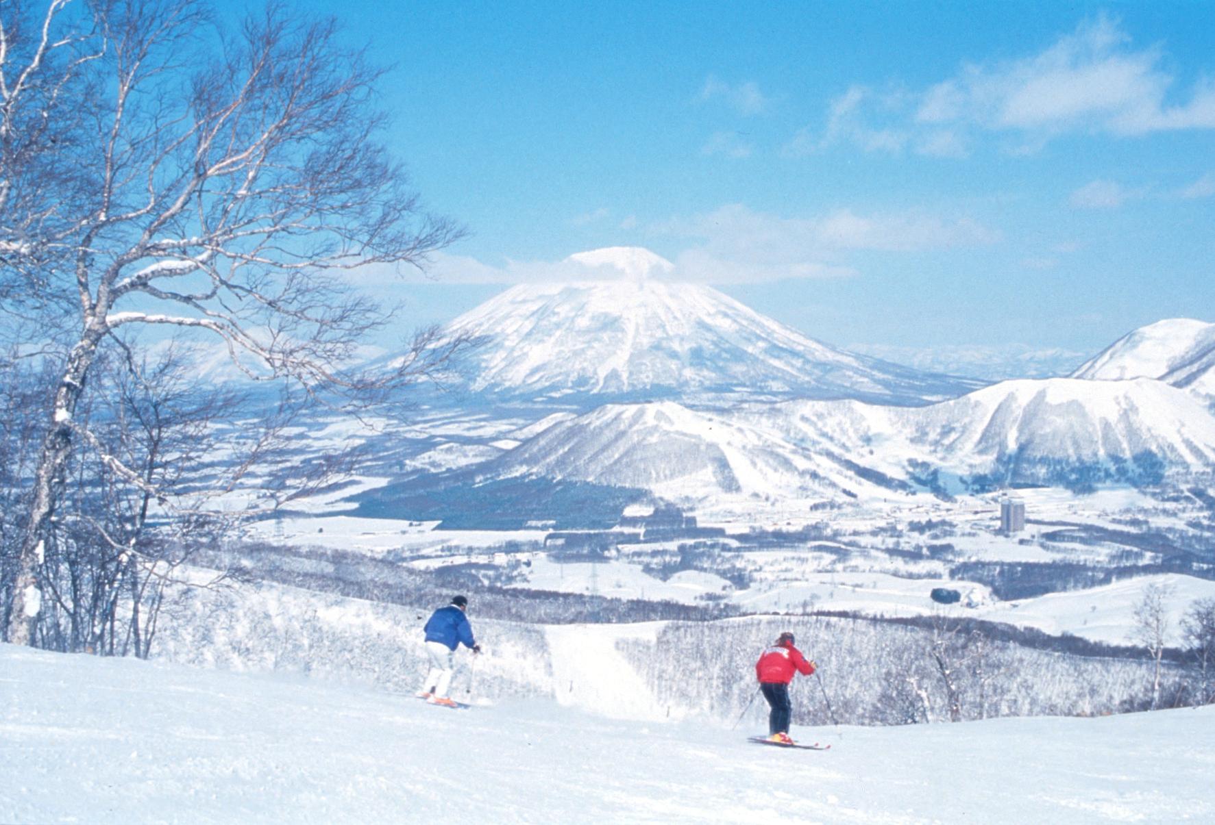 [스키][루스츠] 북해도 스키&보드 4일 - North & South