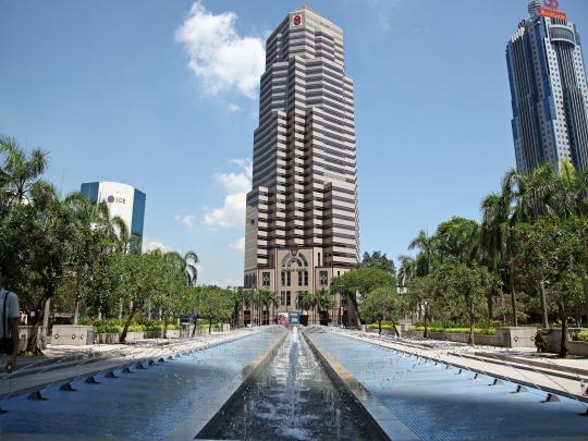 쿠알라룸푸르 시내