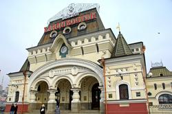 블라디보스톡 역