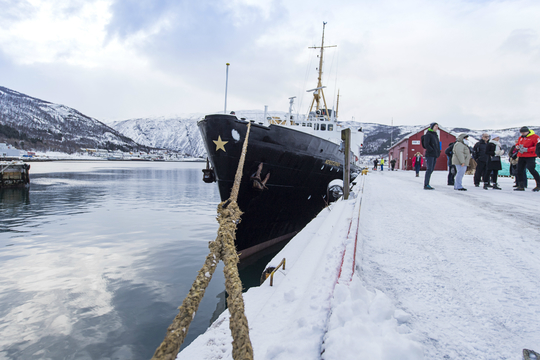 후티루튼 MS Nordstjernen 크루즈