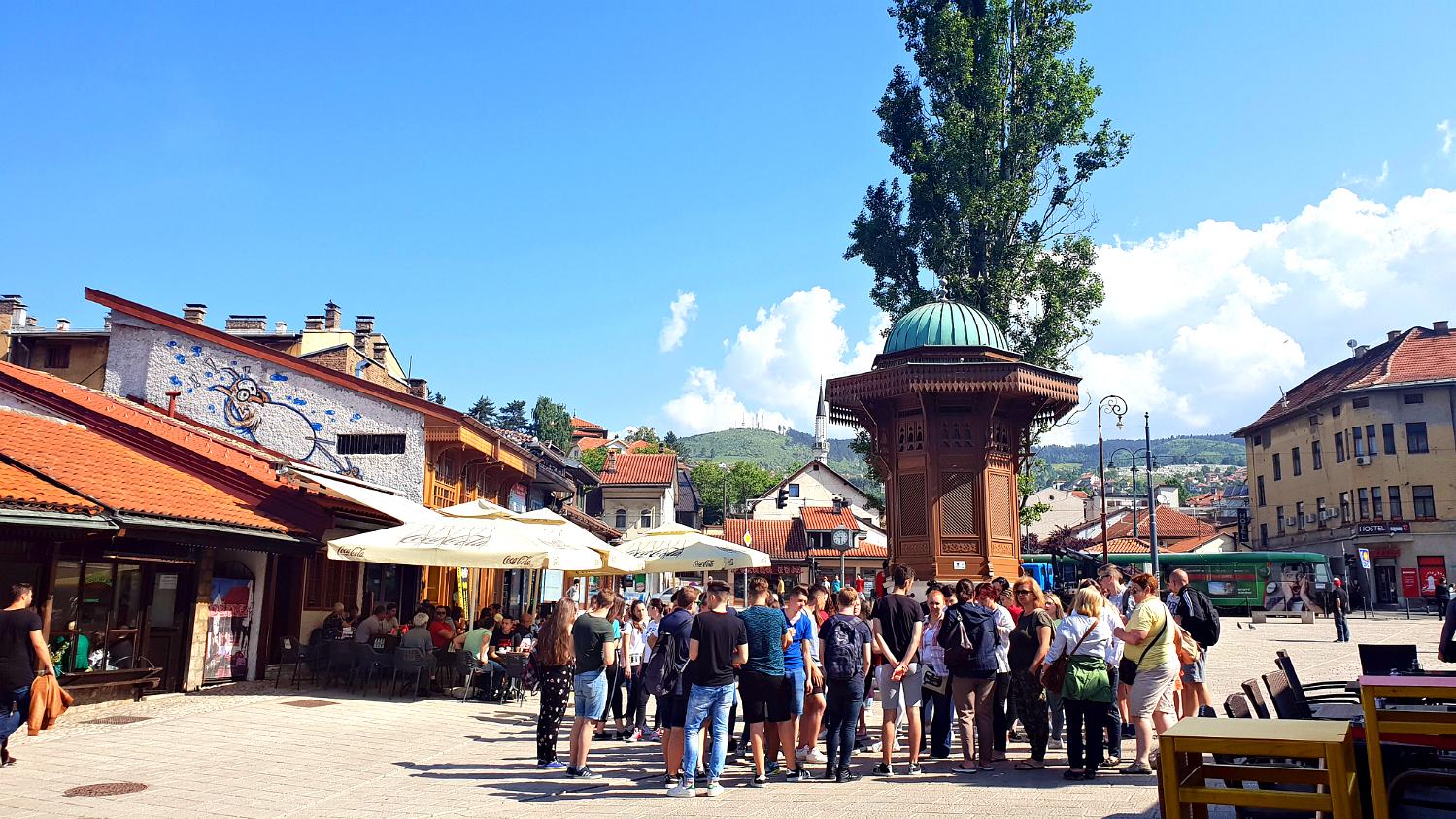 사라예보 구시가지